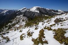 Mt.Hehuan N.Peak, Taiwan _IMG_7267 (Len) Tags: mountain snow landscape taiwan gettyimages snowscape   nantou      mthehuan   hehuannorthpeak    hehuannpeaktrail