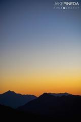 South Mountain - Dobbins Lookout (JAKE PINEDA) Tags: blue sunset arizona mountain silhouette point nikon south az lookout hour nikkor f28 hdr dobbins f3545 1424 azsunset 2485 d810 azcentral az365
