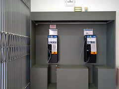 phones (Ian Muttoo) Tags: ontario canada phone gimp payphone mississauga nosoliciting shiftn 20160227165126shiftnedit