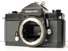 Nikkormat FTn (the other Bailey) Tags: nikkormat ftn