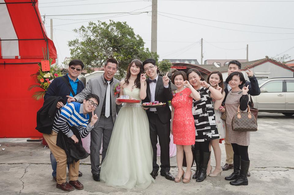 婚禮攝影-台南北門露天流水席-072