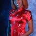 DSC_0289 Somali Lady Portrait Red Chinese Silk Mandarin Top Shoreditch Studio London