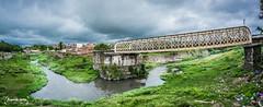 From nowhere to nowhere (Francis Neto) Tags: verde rio landscape paisagem cu ponte pernambuco bezerros