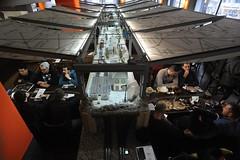 Vtopna Railway Restaurant (Vtopna Railway Restaurant) Tags: beer train restaurant pub prague vclavsknmst vytopna raiwlay vtopna