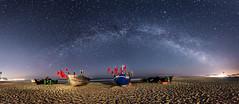 Milchstrae ber dem Strand von Baabe (m.cjo Fotografie - Martin Rakelmann) Tags: panorama rgen milkyway skytracker mcjo ioptron