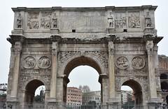 ARCO DE CONSTANTINO (elpimi) Tags: roma arco constantino imperioromano