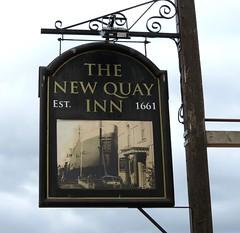 Pub sign New Quay Inn Teignmouth Devon IMG_6644 (rowchester) Tags: new house public sign t pub inn quay tavern teignmouth