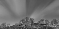 Citadelle Namur (BW) (Yasmine Hens) Tags: bw black monochrome europa flickr belgium ngc namur hens yasmine wallonie citadelle citadelledenamur iamflickr flickrunitedaward hensyasmine