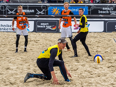 Smart Beach Volleyball Tour Münster 2016