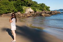 Veloso (namografandosz) Tags: love praia beach namorada feriado ilhabela noivado praiadoveloso namografando