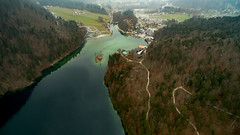 Alpensee Knigssee (dronepicr) Tags: travel lake 3 germany de landscape geotagged bayern deutschland bavaria photography see berchtesgaden nationalpark amazing reisen awesome natur aerial national sight phantom uav landschaft parc aerialphotography luftbild nationalparc hintersee drone knigssee sehenswrdigkeit allgemein phantom3 dji drohne lnderstdte schnauamknigssee