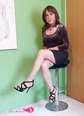 Glittery high-heeled sandals Jennifer Lopez (Part II) (Elsa Adriana) Tags: high jennifer adriana lopez elsa sandalas