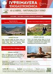 NATURALEZA Y VINO EN HORNACHOS (fincavillajuan) Tags: primavera ruta de la tapa tierra gastronomica barros hornachos