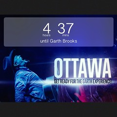 Literally almost peeing my pants already. @GarthBrooks in 4.5 hrs!!! #nicolesmusic  (Nicole Amanda Photography) Tags: wedding square photography blog photographer pants ottawa 45 already almost engaged peeing hrs literally weddingphotographer garthbrooks ottawaweddingphotographer weddingphotographyblog instagram nicolesmusic