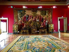 Louvre (frankieleon) Tags: paris france museum vintage french carpet king louvre rich victorian palace queen livingroom wealthy luxury tapestry thelouvre silverspoon privileged