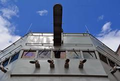 Brisbane Bridge Panorama 2 (PhillMono) Tags: reflection boat nikon memorial war ship adams navy australian royal australia charles vessel brisbane destroyer canberra dslr warship hmas d7100