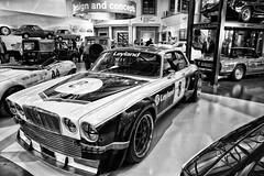 1976 Jaguar Broadspeed XJC #2 (itsbradders) Tags: pictures blackandwhite bw white black classic ex car museum vintage blackwhite dc nice transport picture sigma british motor jaguar colourful 1020 1976 f35 hsm xjc broadspeed sigma1020f35exdchsm britishmotormuseum 1976jaguarbroadspeedxjc