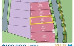 Lot 603, Chestnut Avenue, Gillieston Heights NSW
