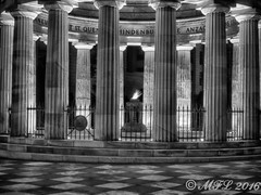 Brisbane City Nite Walk -4090021_HDR.jpg (markl62) Tags: longexposure cars night memorial shrine au australia olympus brisbane flame queensland cbd cenotaph remembrance anzac omd eternal em1 1240
