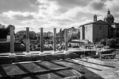 roma-1521 febbraio 2016 (Fabio Gentili Photography) Tags: bw italy rome roma bn coliseum foriimperiali colosseo
