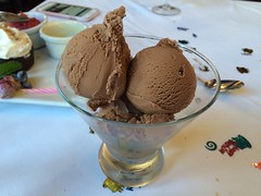 Chocolate Ice Cream (LSW2020) Tags: ruthschrissteakhouse chocolateicecream