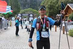 El Cruce llegada final. (pearmax) Tags: patagonia running run columbia trail runners correr sanmartindelosandes trailrunning elcruce