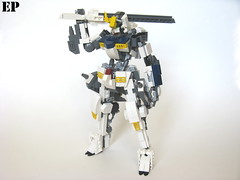 Gundam Barbatos Final Battle ver. (ExclusivelyPlastic) Tags: mobile japan japanese robot lego orphans suit gundam mecha mech barbatos ironblooded