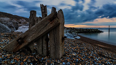 Past It (Child of Rarn) Tags: sunset building history nature water buildings landscape coast countryside seaside parks reculver d7100 tokina111628