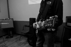 IMG_5194 (PsychopathPh) Tags: la sala musica toscana anima prato nell cantante musicisti prove chitarrista bassista batterista inaudito