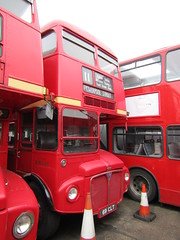 69 CLT (markkirk85) Tags: park new bus london buses south transport royal routemaster sullivan 69 aec mimms clt 11962 69clt rm1069