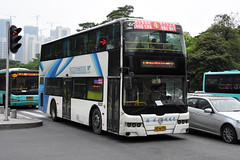 Shenzhen Bus H4758 (Howard_Pulling) Tags: china hk bus buses photo nikon photos picture april shenzhen 2016 sarchina d5100