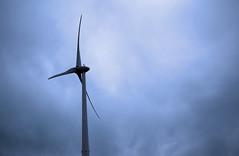 Aerogerador (ricardo.felisberto) Tags: sky electric power transformation wind kinetic ceu turbine vento turbina cinetica