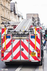 Scania 93M 220 Glasgow 2016 (seifracing) Tags: show rescue cars fire scotland traffic glasgow transport scottish police security vehicles spotting services strathclyde scania 220 2016 93m seifracing