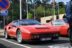 Ferrari 328 GTS (59909) (Fido_le_muet) Tags: cars coffee car les sunday ferrari 328 24 tours avril meet monthly espace dimanche gts 2016 touraine malraux jou rasso rassemblement mensuel 59909 joulestours