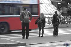 Streetphotography (zbma Martin Photography) Tags: street people white black switzerland strasse streetphotography bern bernmobil strassenfotografie
