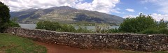 Lake from mosque (Hecuba's Story) Tags: greece ioannina giannina