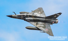 Mirage 2000N Ramex Delta (Steve Moore-Vale) Tags: england unitedkingdom aircraft aviation airplanes places gloucestershire planes vapour aeroplanes banking airshows dassault riat raffairford armeedelair frenchairforce mirage2000n 125am ramexdelta