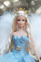 Couture Angel (PruchanunR.) Tags: angel doll barbie couture