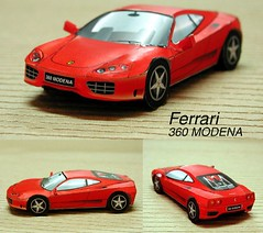 Ferrari 360 Modena Paper Car Free Vehicle Paper Model Download (PapercraftSquare) Tags: car ferrari ferrari360 ferrari360modena papercar vehiclepapermodel