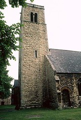 St Peter-at-Gowts church, Lincoln (Hipster Bookfairy) Tags: church architecture anglosaxon