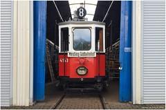 Vintage Streetcar/Tram (Wouter | Sere) Tags: tram streetcar