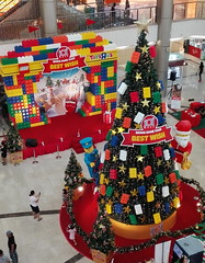 Have a Merry Lego Christmas! (Lim SK) Tags: christmas tree mall lego