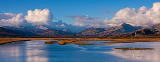 The Glaslyn Estuary