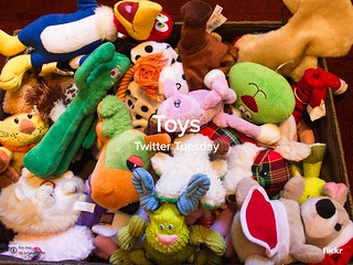 Twitter Tuesday: Toys