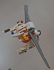 DSSD Mk. 3.0 Zephyr 4 (Wafna-204) Tags: lego custom mecha droid mech moc legophotography wafna