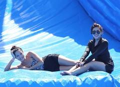 พรุ่งนี้ 2 สาว @poi.official และ @faiiamfine จะพาไปเที่ยวสวนน้ำ แต่จะเป็นที่ไหน และจะมันขนาดไหน ติดตามได้ใน นสพ. ไทยรัฐ ฉบับวันพรุ่งนี้นะจ๊ะ #รับรองว่ามันและ sexy สุดๆ 👙💋 #poi #faiiamfine #yesmusic #rsfriends