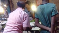 The Fish Seller (RiddhoRaju) Tags: portrait fish shop market bongo progress business fishmarket bengal bangladesh bangla prosperity bengali shopkeeper htc bangladeshi bangali fishseller jessore anawesomeshot thefishmonger photoghrapy fishphotography catchthedream fishbusiness jessorebangladesh rajudey riddhoraju  fishmarketjessore jessorekhulnabangladesh   riddhorajuphotography