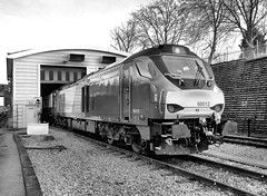 68012 (R~P~M) Tags: uk greatbritain england london train diesel unitedkingdom railway depot locomotive wembley 68 drs chilternrailways dbarriva