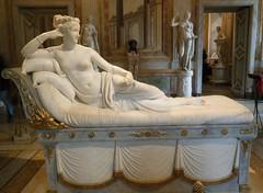 Canova. Paolina Borghese (vicentecamarasa) Tags: canova borghese paolina