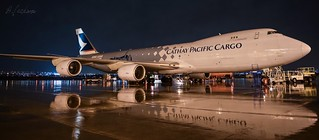 Cathay Pacific Boeing 747-8 Cargo